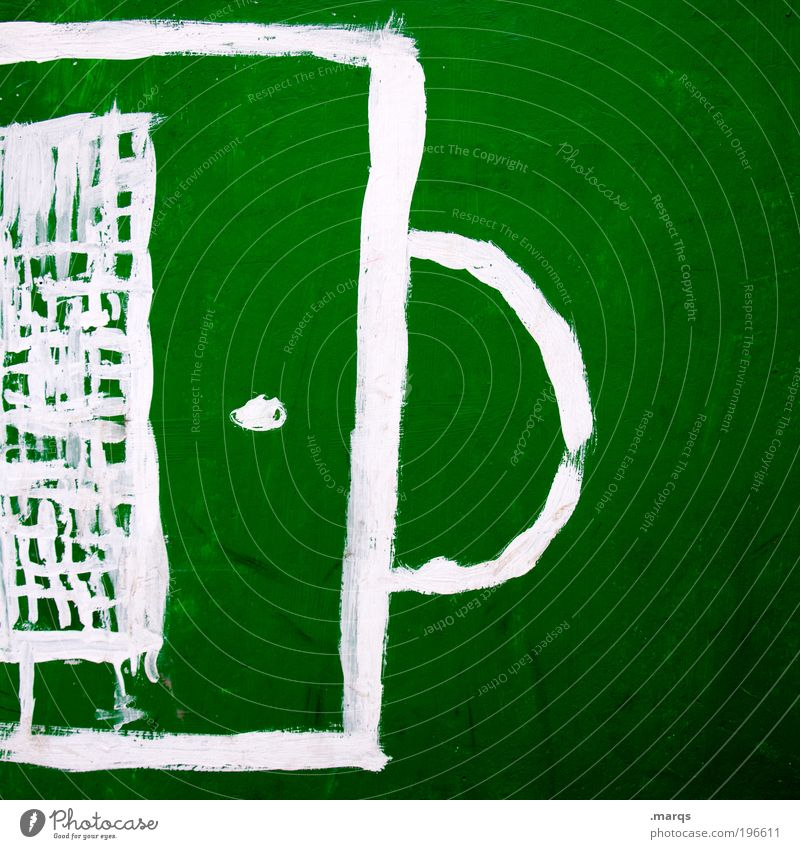 Green White Joy Sports Playing Graffiti Leisure and hobbies Signs and labeling Soccer Success Exceptional Crazy Uniqueness Sporting grounds Soccer player