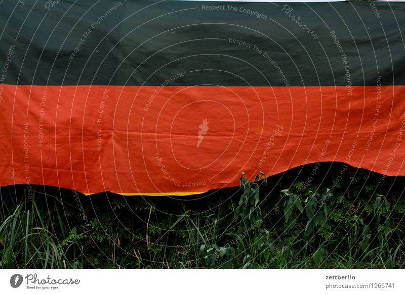 Colour Green Red Black Background picture Grass Germany Copy Space Broken Stripe Lawn Peoples German Flag Landmark Cloth