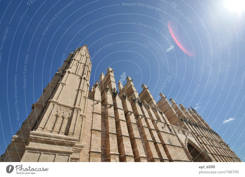 La Seu Vacation & Travel Tourism Art Palma de Majorca House (Residential Structure) Church Dome Wall (barrier) Wall (building) Tourist Attraction Landmark Stand