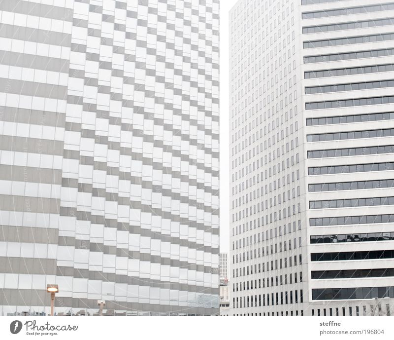 City Window High-rise Facade USA Skyline Americas Abstract Louisiana House (Residential Structure) Pattern Lined New Orleans