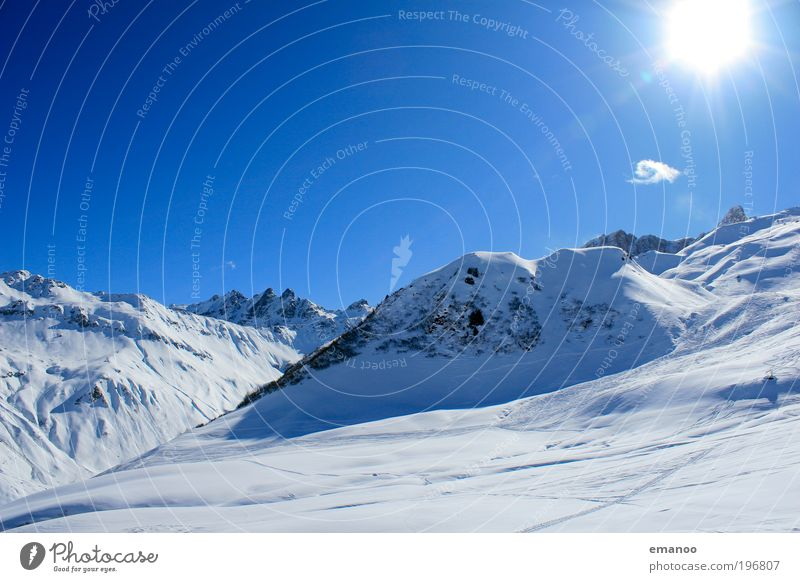 Nature Vacation & Travel Blue Beautiful Landscape Winter Cold Mountain Snow Rock Weather Walking Tall Climate Peak Alps