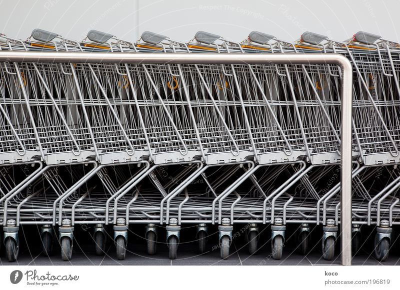 parking space Nutrition Economy Trade Logistics Closing time Technology Container Metal Steel Sell Wait Sharp-edged Modern Yellow Silver Orderliness Esthetic
