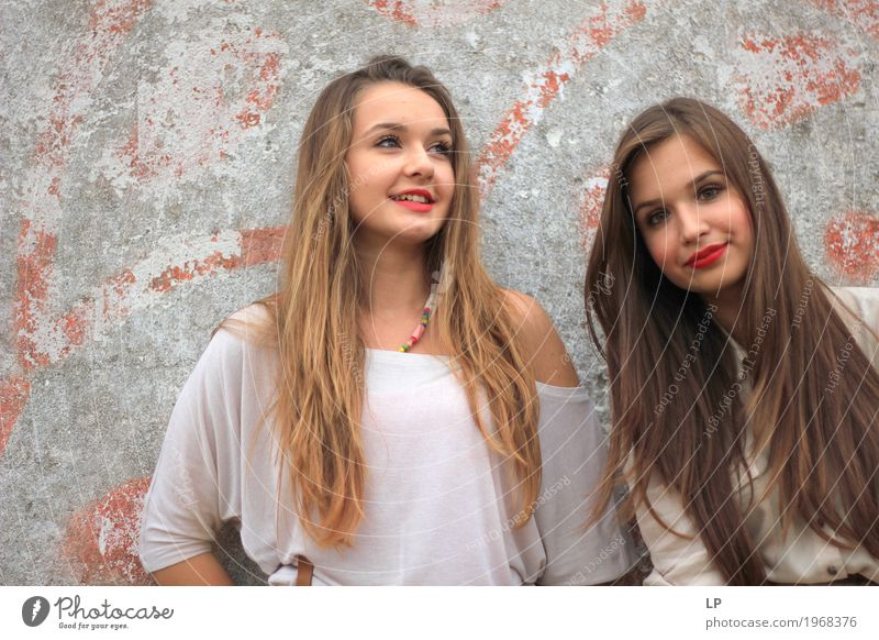 friendship Human being Vacation & Travel Youth (Young adults) Young woman Beautiful Joy Girl Life Lifestyle Healthy Feminine Family & Relations