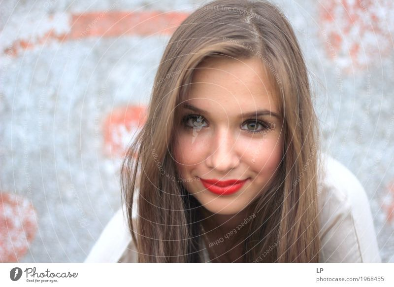 beautiful young woman looking into the camera Human being Vacation & Travel Youth (Young adults) Young woman Beautiful Joy Face Life Lifestyle Emotions Healthy