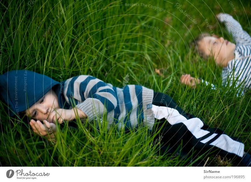 geheime Kinderwelten Human being Child Youth (Young adults) Family & Relations Meadow Boy (child) Freedom Grass Dream Park Leisure and hobbies Esthetic Infancy