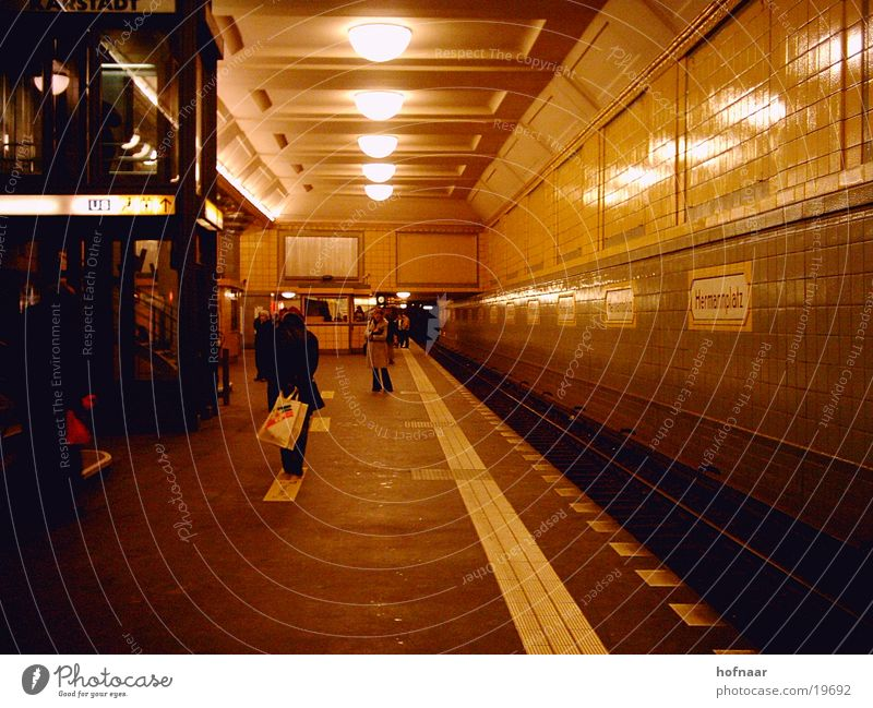 Human being Yellow Berlin Europe Underground London Underground Commuter trains