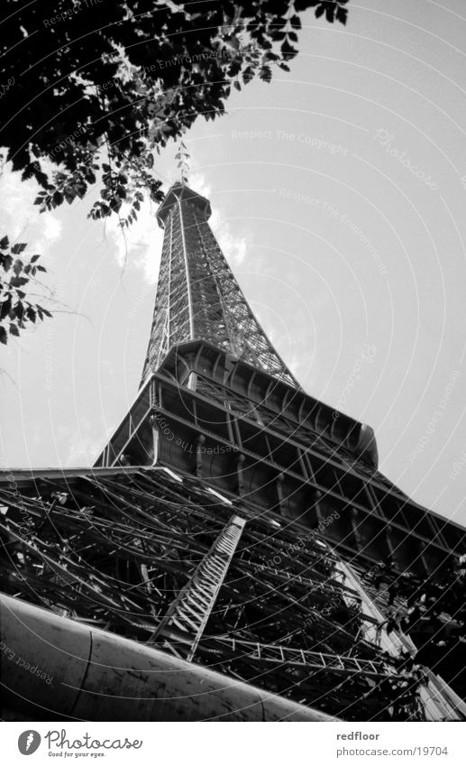 Building Architecture Paris Eiffel Tower