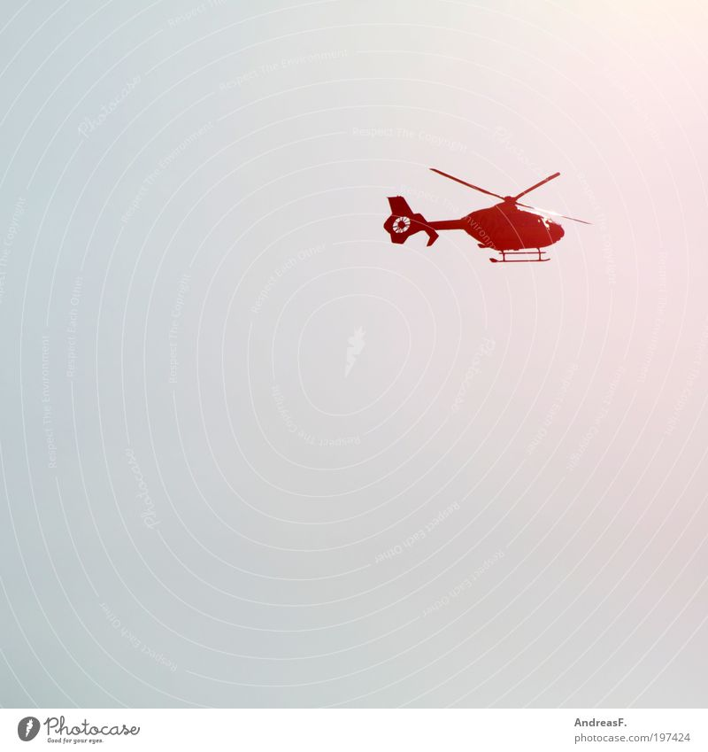 Christoph 53 Pilot Aviation Transport Means of transport Traffic accident Helicopter Rescue helicopter Aircraft Airport Airfield Flying Speed First Aid