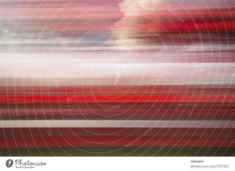Red Vacation & Travel Clouds Line Road traffic Transport Speed Trip Driving Logistics Truck Highway Traffic infrastructure Motoring Vehicle Motion blur