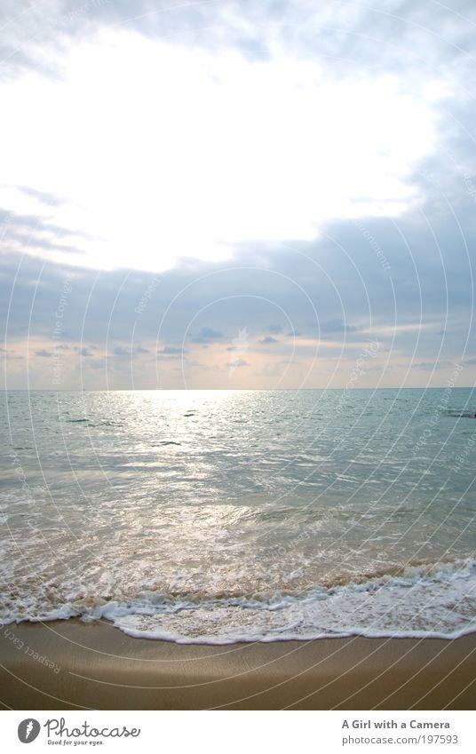 Water Beautiful Sky Sun Ocean Blue Summer Joy Beach Clouds Happy Warmth Sand Power Waves Coast