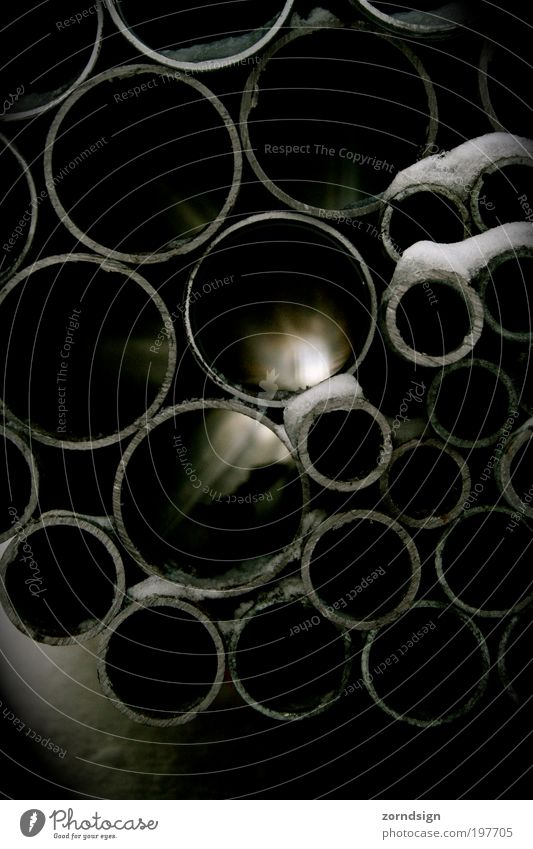 Metal Hope Future Construction site Pipe Iron-pipe Light Advancement Industry