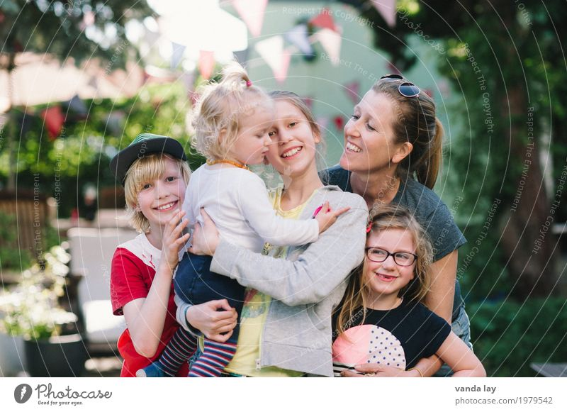 Human being Child Woman Vacation & Travel Youth (Young adults) Summer Young woman Girl Adults Life Boy (child) Family & Relations Garden Together Friendship