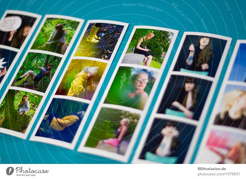 Photos from photos Style Design Leisure and hobbies Human being Feminine 3 18 - 30 years Youth (Young adults) Adults Youth culture Environment Nature Lie