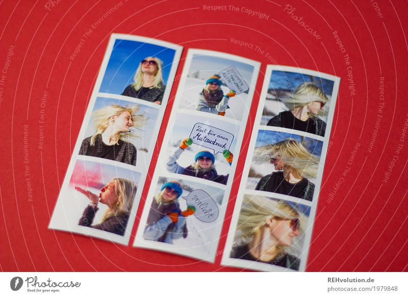 Photos from photos - Jule in winter Lifestyle Style Leisure and hobbies Trip Human being Feminine Young woman Youth (Young adults) Woman Adults Face 1