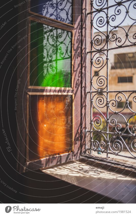 Green House (Residential Structure) Window Orange Window pane Grating Ornament Stained glass