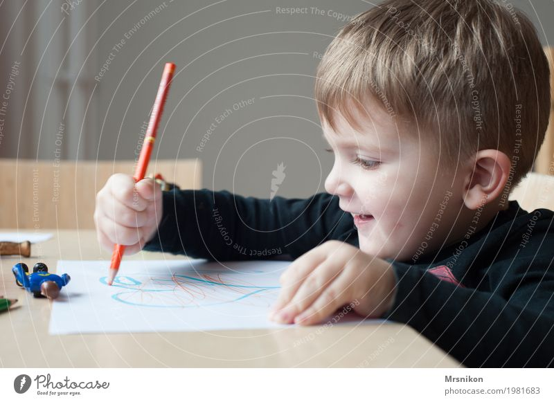 depict sb./sth. Leisure and hobbies Playing Human being Child Toddler Boy (child) Infancy Life 1 1 - 3 years Smiling Draw Brash Friendliness Natural Joy Happy