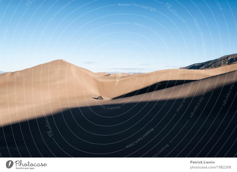Great Sand Dunes National Park, Colorado Senses Relaxation Vacation & Travel Trip Adventure Far-off places Freedom Camping Hiking Environment Nature Landscape