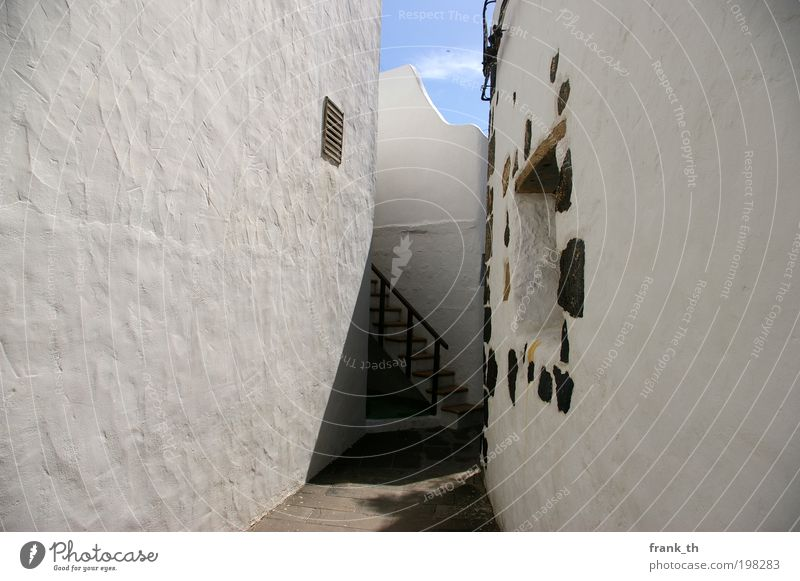 White City Summer Calm Far-off places Wall (building) Window Wall (barrier) Lanes & trails Think Art Architecture Design Elegant Facade
