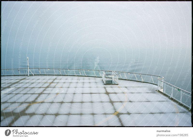 Ocean Calm Far-off places Cold Think Landscape Ice Art Fog Environment Frost Tourism Logistics Climate Under Freeze