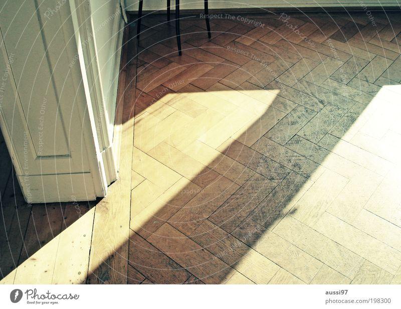 Living room Hallway Parquet floor Old building Floor covering Laminate Floorboards