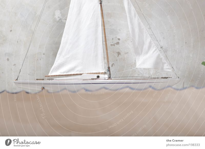 Sun Summer Vacation & Travel Ocean Calm Far-off places Relaxation Freedom Happy Dream Waves Contentment Wind Decoration Discover Sailing