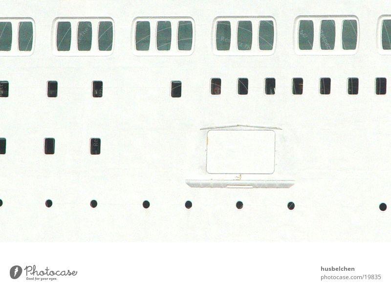 White Watercraft Navigation Ferry Hatch Ship's side