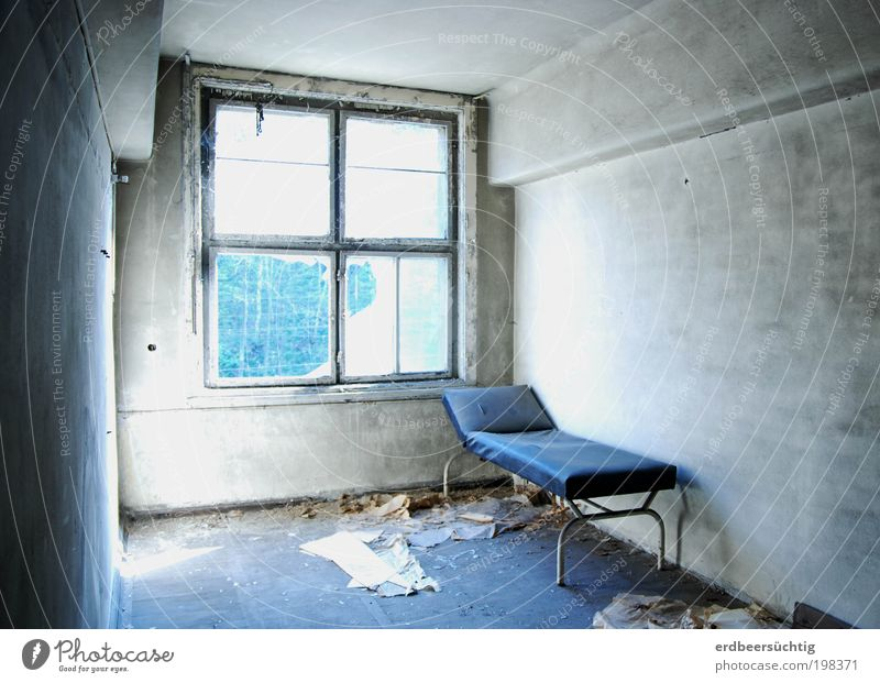 Loneliness Cold Dark Window Death Stone Room Dirty Going Concrete Empty Broken Interior design Bed Transience Creepy