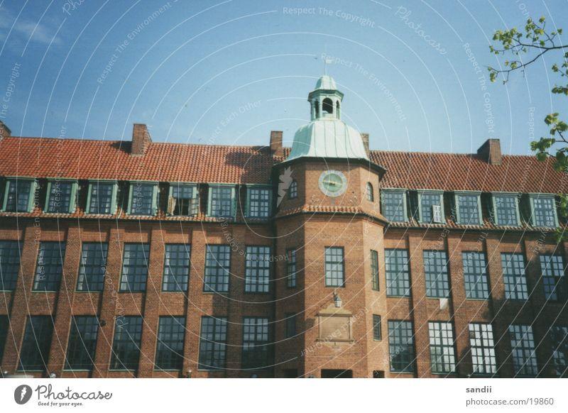 School Building Architecture School building Historic Denmark