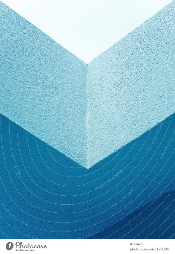 Blue Colour Style Line Design Elegant Lifestyle Modern Esthetic Clean Pure Point Interior design Arrow Development