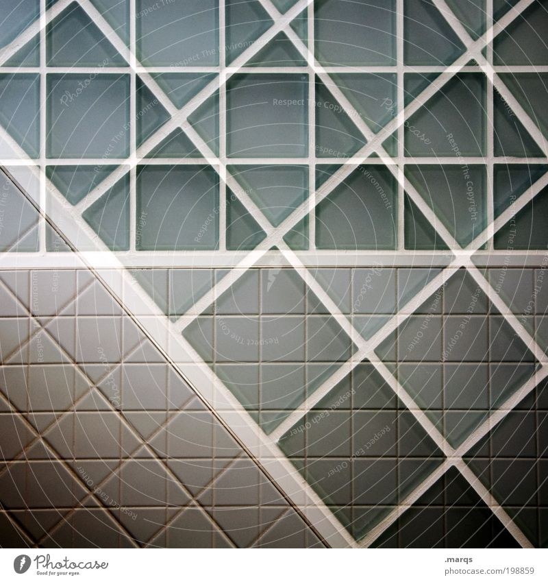 Wall (building) Style Wall (barrier) Line Architecture Background picture Design Crazy Lifestyle Cool (slang) Uniqueness Exceptional Interior design Tile