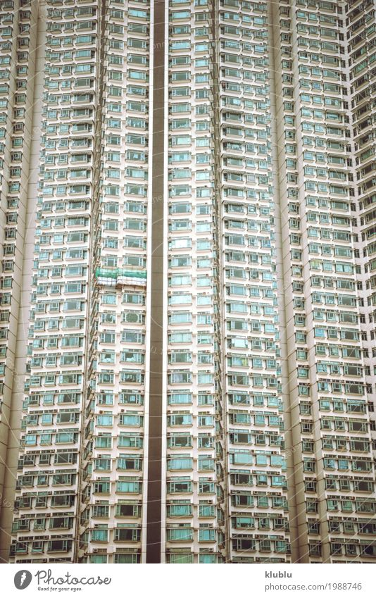 Big flat-box in Hong Kong, China Life Vacation & Travel Tourism Trip Flat (apartment) House (Residential Structure) Culture Landscape Building Architecture