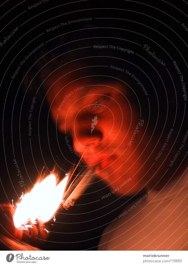 man_with_lighter Lighter Cigarette Smoking Man Blaze