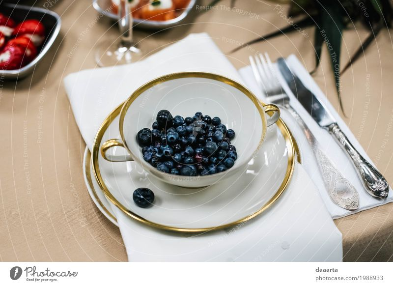 blueberry cup Joy Life Lifestyle Interior design Style Food Freedom Party Feasts & Celebrations Moody Design Trip Decoration Elegant Happiness Adventure