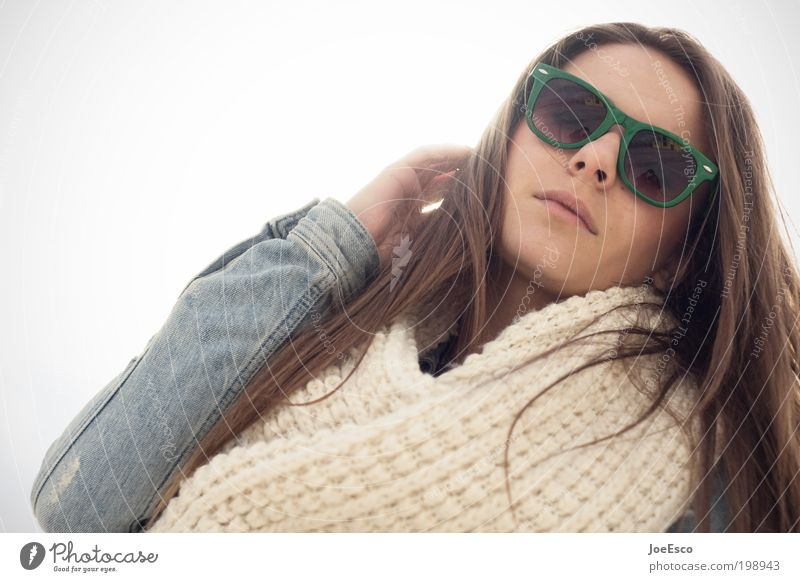 Woman Human being Beautiful Face Life Fashion Adults Eyeglasses Hip & trendy Portrait photograph