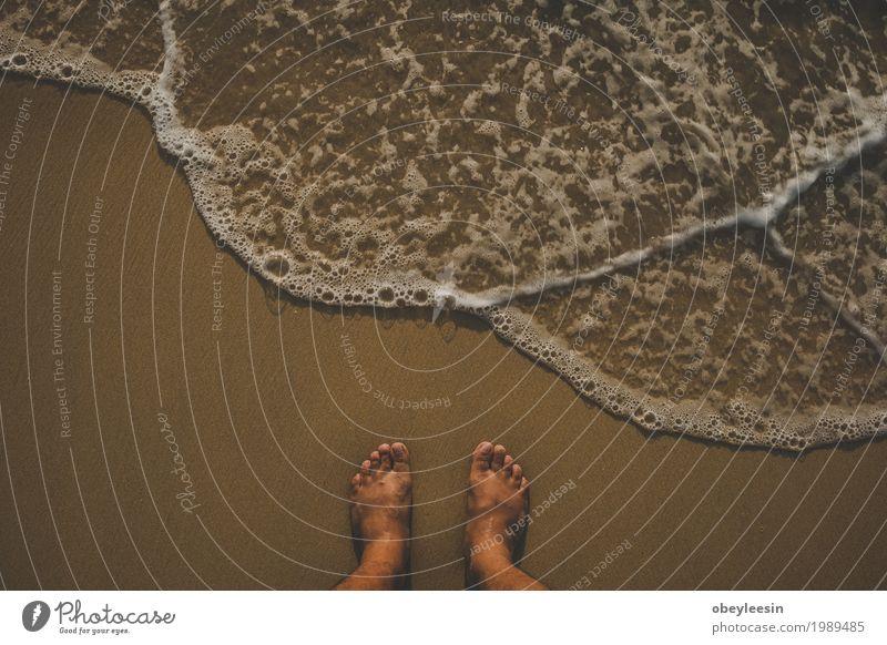 footprint Human being Adults Lifestyle Style Art Feet Adventure Artist 30 - 45 years