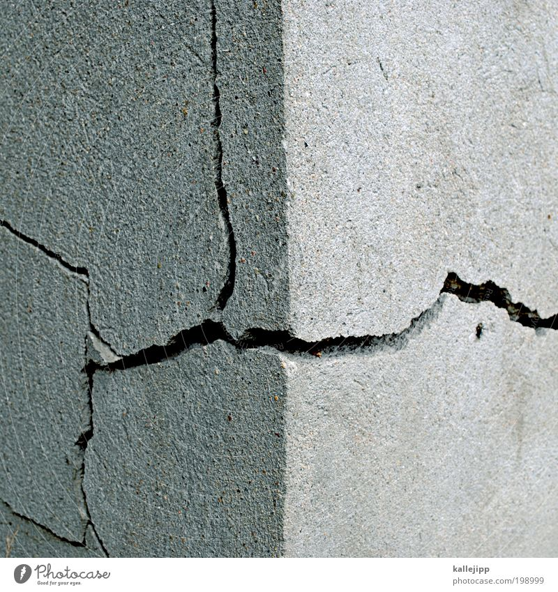 Wall (building) Architecture Building Wall (barrier) Line Energy industry Europe Threat Construction site Financial institution Manmade structures Crack & Rip & Tear Economy Euro Save Share