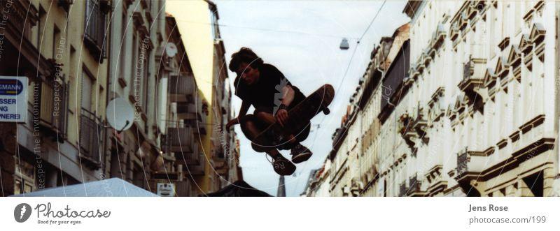 jump Jump Neustadt Snapshot Skateboarding