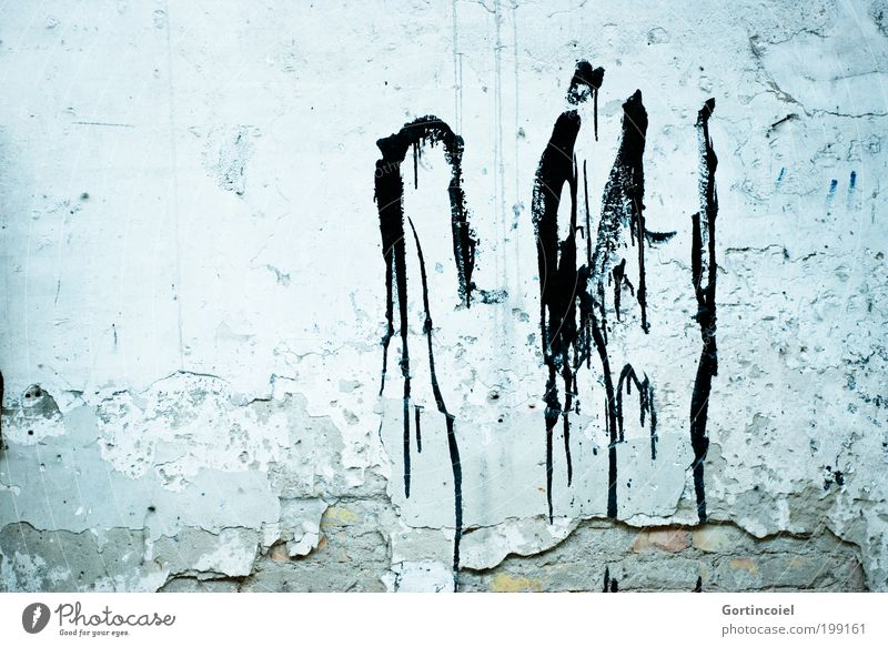 Old Blue Wall (building) Stone Dye Wall (barrier) Graffiti Facade Broken Transience Derelict Brick Decline Manmade structures Ruin Patch