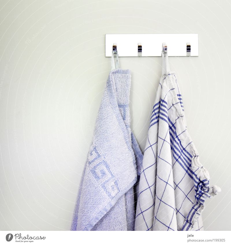 White Blue Gray Arrangement Simple Clean Living or residing Cleaning Cloth Household Towel Checkmark Rinse Dish towel Photos of everyday life