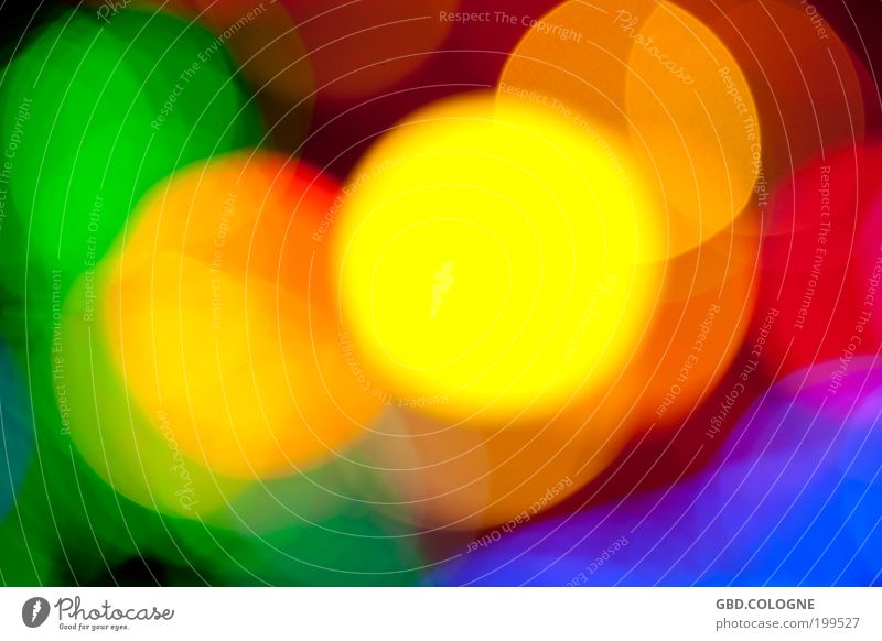 I like to do it: BUNT! Night life Event Feasts & Celebrations Illuminate Trashy Blue Multicoloured Yellow Green Red Emotions Moody Joy Happiness