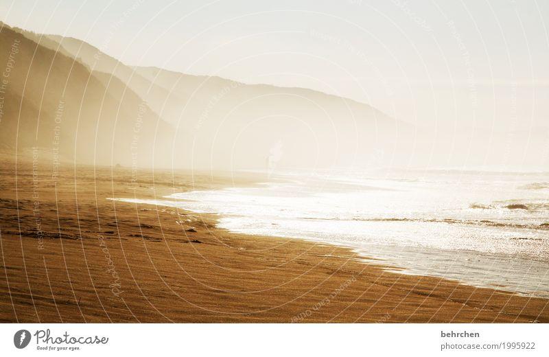 Beautiful Sun Landscape Beach Coast Waves Beautiful weather
