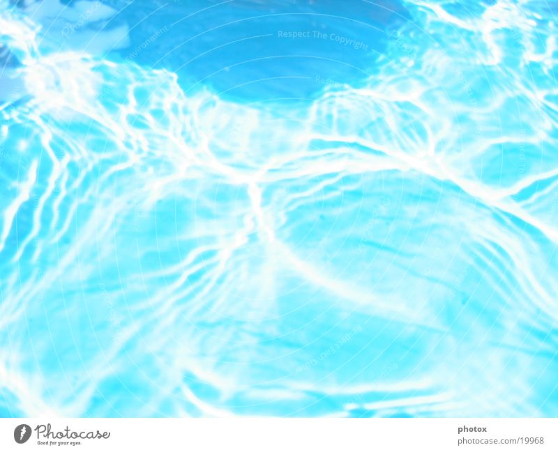 Water Sun Blue Swimming pool