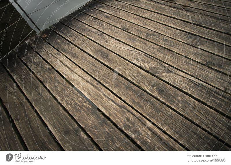 Water Wood Line Brown Bridge Floor covering Footbridge Wooden board Terrace