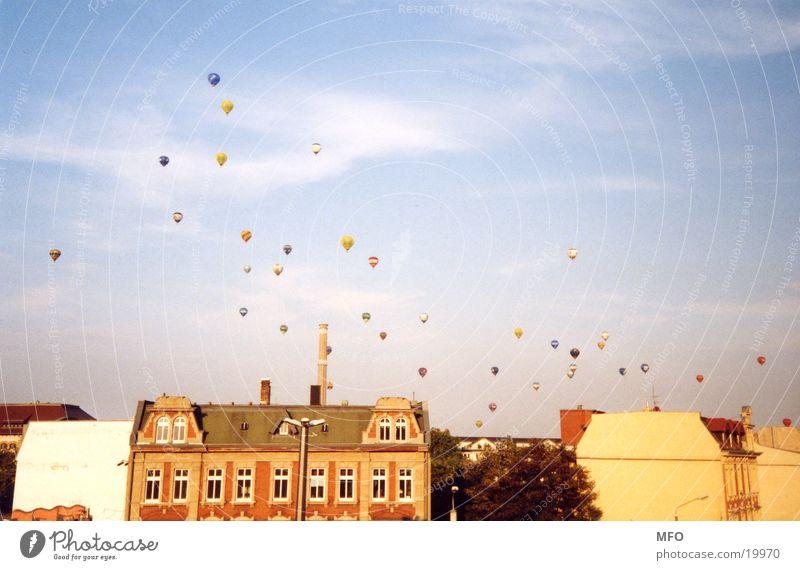 Balloon Fiesta Leipzig / 99 (hot) balloons Hot Air Balloon Aviation Sky