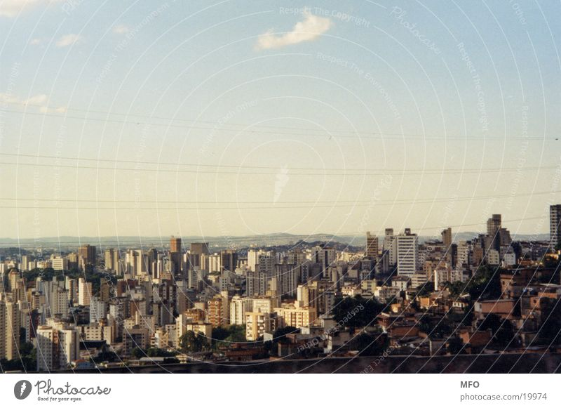 City Brazil South America Minas Gerais