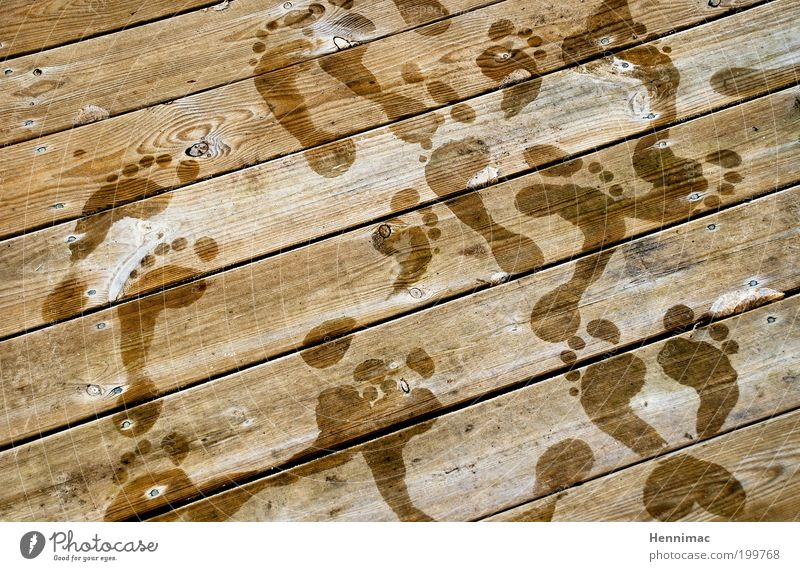 Joy Cold Relaxation Wood Feet Contentment Brown Dance Healthy Wet Lifestyle Fresh Cool (slang) Wellness