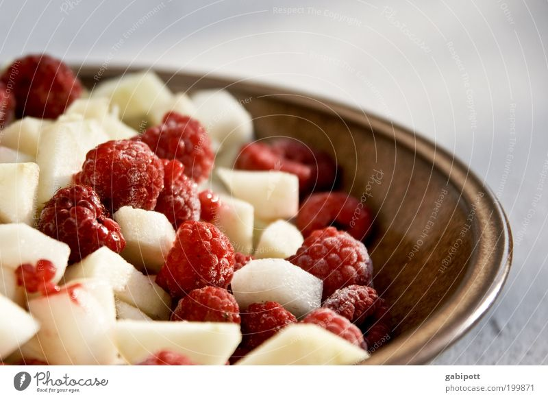 Beautiful White Red Nutrition Life Brown Healthy Food Fruit Sweet Wellness Apple Delicious Breakfast To enjoy Plate