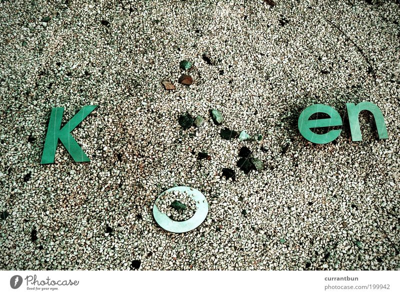 Green Stone Characters Letters (alphabet) Word Bird's-eye view Pebble Emphasis Wordplay War of words
