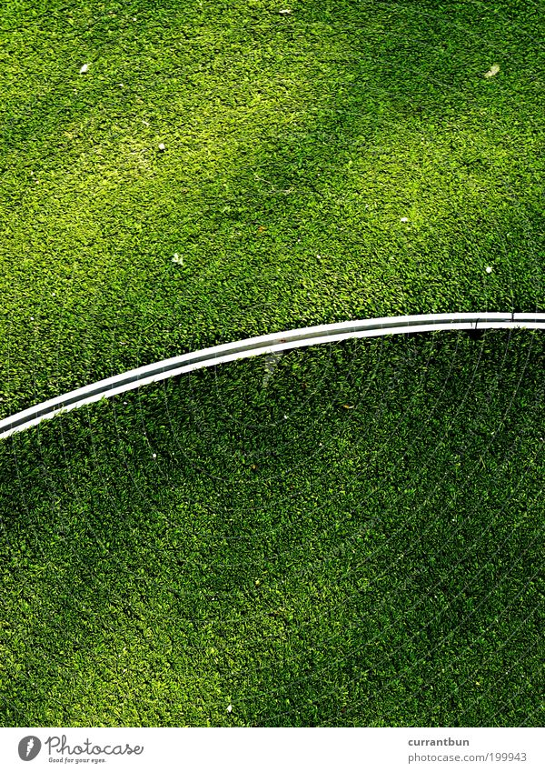 Green Line Lawn Leisure and hobbies Golf course Make green Molding Green space Mini golf Artificial lawn Line width