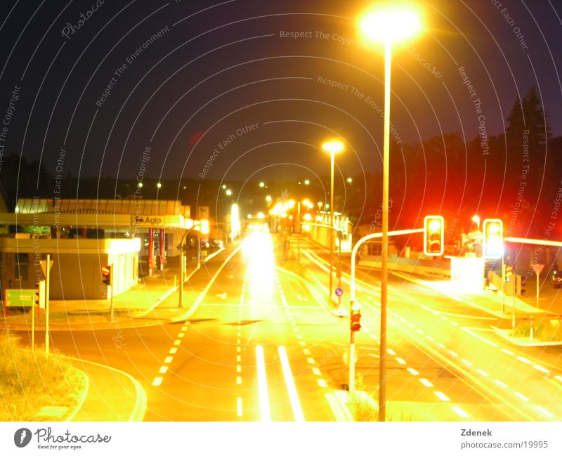 Loneliness Far-off places Transport Safety (feeling of) Night life Night Ambience